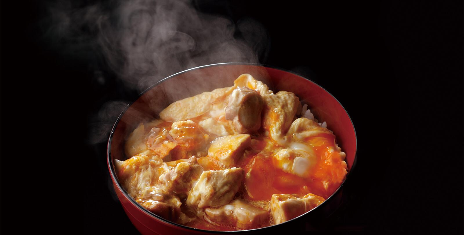 ランチ限定「鳥取地鶏親子丼」ご提供開始