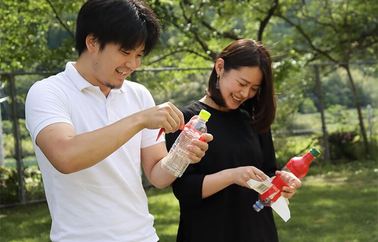ペットボトルロケット作り【金曜日開催】