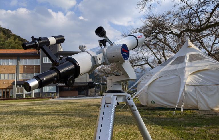 ★本格的天体望遠鏡★