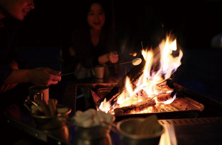 手ぶらで焚き火【土曜日&祝前日】